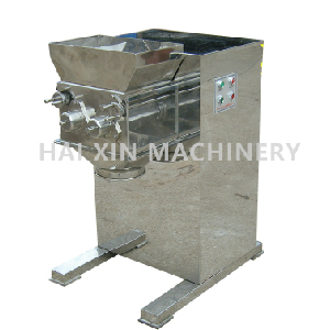 YK Series Double Cylinders Swinging Granulator