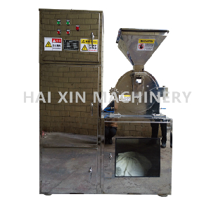 WFL-air-cooled dust removal and crushing unit